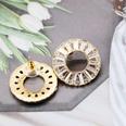 NHOM259379-Style-thirteen-925-silver-needle-stud-earrings