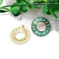 NHOM259381-Style-fifteen-925-silver-needle-stud-earrings