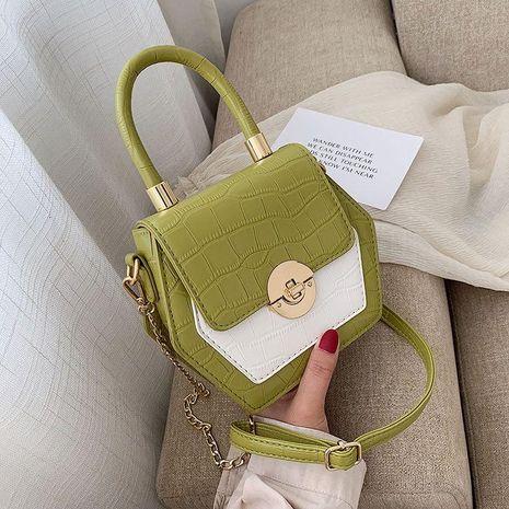 Fashion chain slung small square bag NHTC139461's discount tags