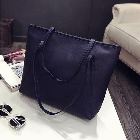 Fashion toothpick pattern large capacity handbag NHXC139590's discount tags