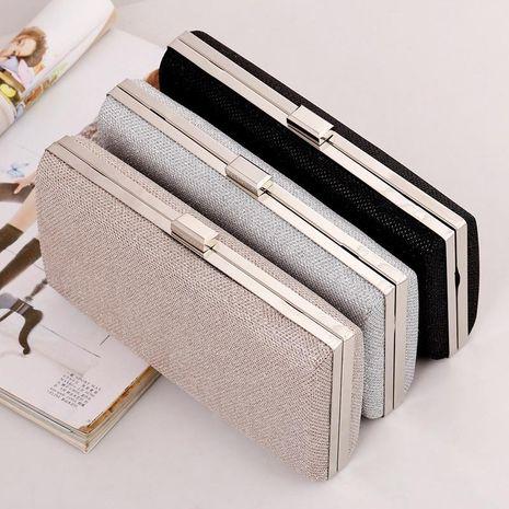 Fashion square hard shell shoulder bag NHYG139623's discount tags