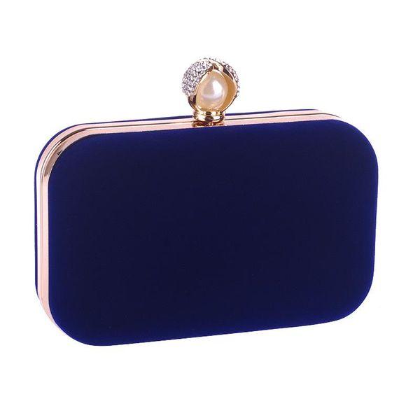 Fashion Beads Buckle Portable Crossbody Bag NHYG139627