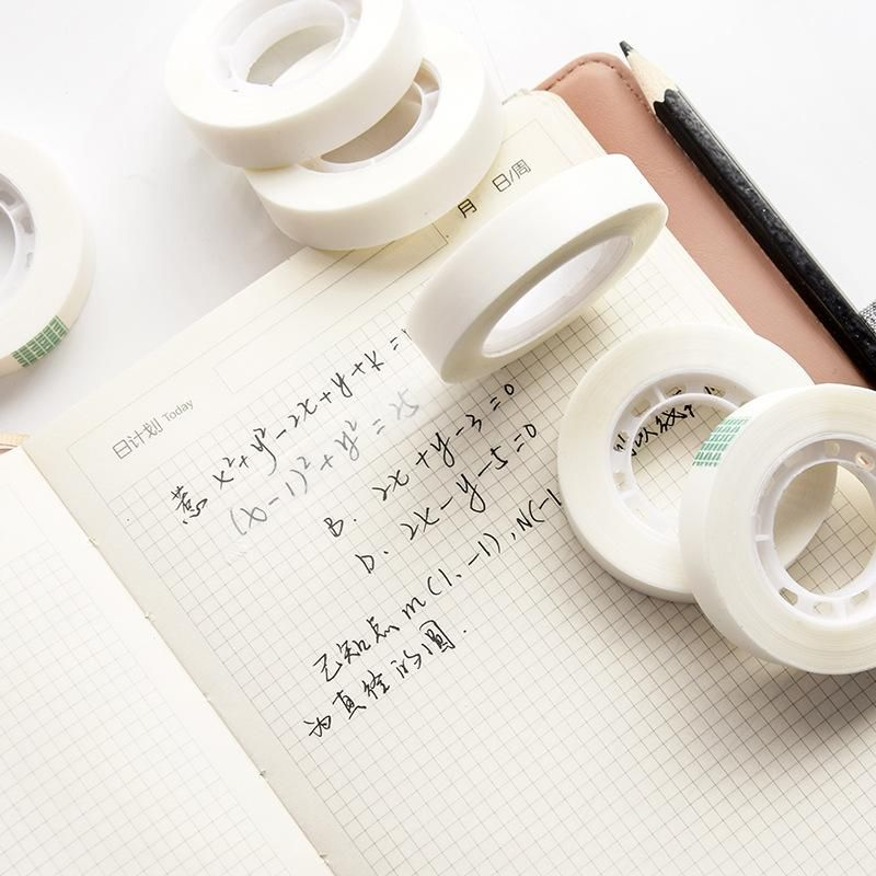 Magical invisible transparent small paste correction error tape NHHE148135