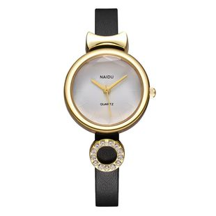 Fashionable and temperament wild quartz women's watch NHSY148202's discount tags