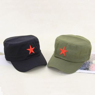 Fashion military five-pointed star duck tongue personality casual hat NHXB148245's discount tags