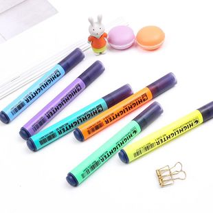 Creative triangle pen highlighter solid highlighter NHHE148335's discount tags