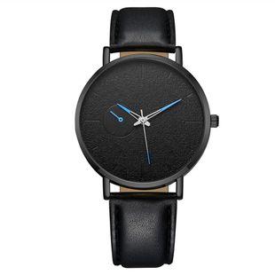 British style minimalist quartz business watch NHSY148337's discount tags