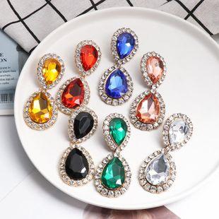 Fashion simple drop earrings NHJJ139837's discount tags