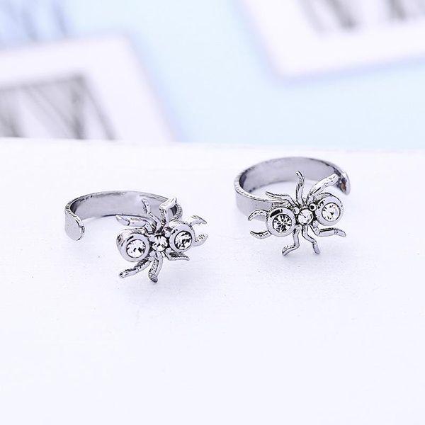 Simple temperament opening earrings NHQD140198