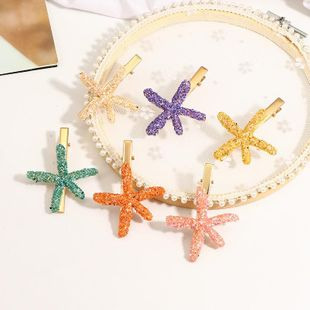 Marine series color hair accessories NHNZ140257's discount tags