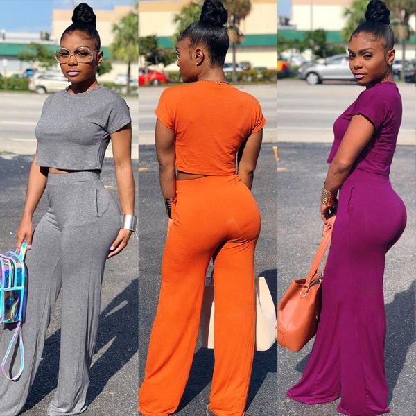 Fashion short sleeves waist casual clothing sets NHRF140520