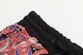 Printed pants women's casual straight pants NHAM140418