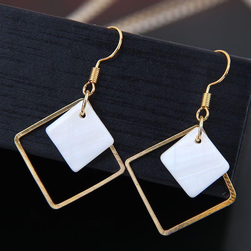 Copper Earring Korea NHSC200052