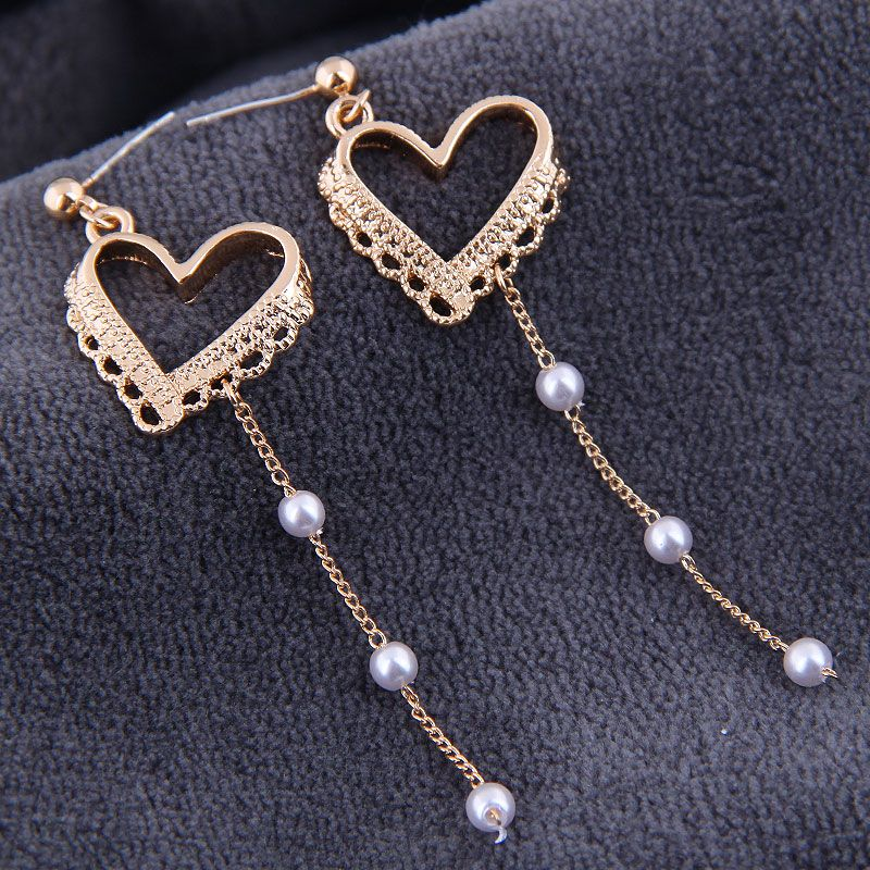 Alloy Earring Korea NHSC200074