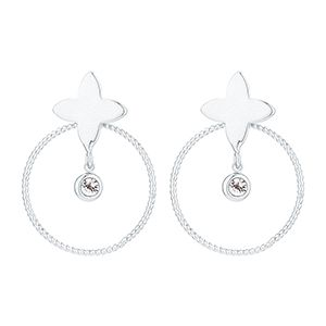 Imitated crystal Earring Fashion NHSE200576