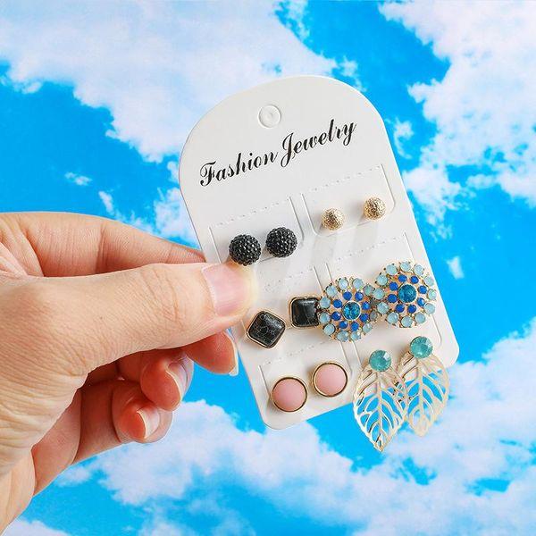 Womens Alloy Earrings NHGY141134