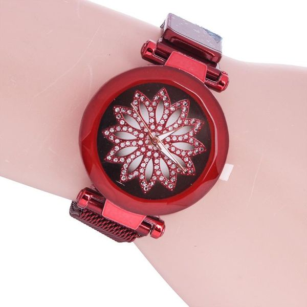Korean fashion trend belt quartz watch NHMM141247