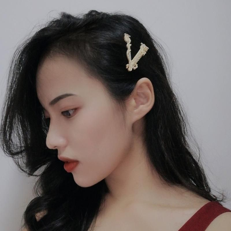 Womens Geometric Diamond Alloy Hair Accessories NHNT151223