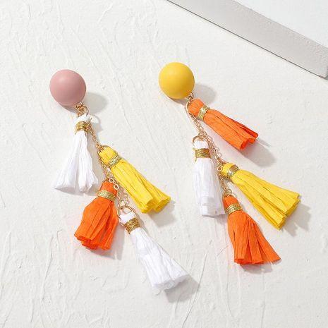 Boucles d'oreilles Bohème Candy Lafite NHNZ151248's discount tags
