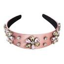 New Baroque luxury full diamond headband NHLN151477