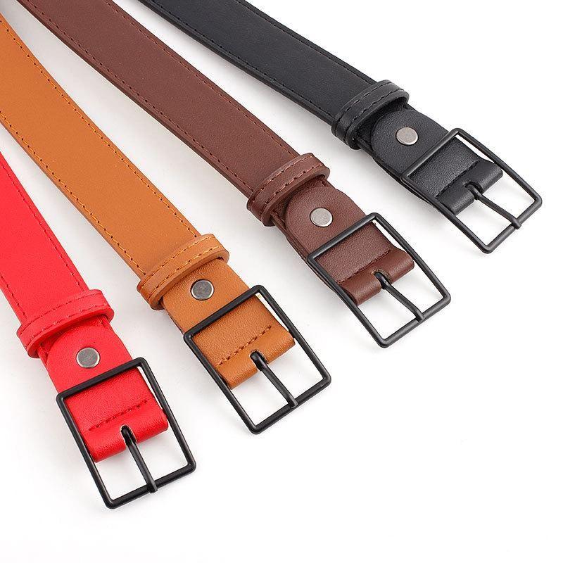New fashion metal buckles women belts NHPO151797