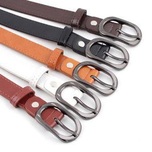 Fashion metal pin buckle women belts NHPO151799's discount tags