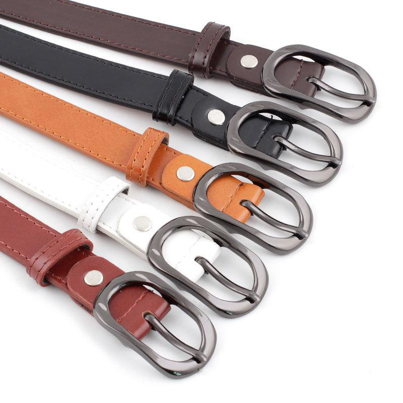 Fashion metal pin buckle women belts NHPO151799