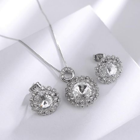 Womens Plating Alloy Other Jewelry Sets NHLJ152065's discount tags