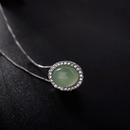 Womens geometric plating alloy Necklaces NHLJ152124