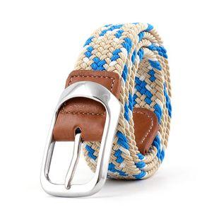 New canvas woven elastic elastic belt NHPO153273's discount tags