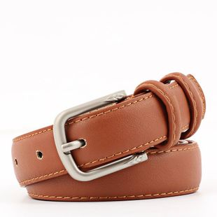 Fashion imitation leather metal buckle women belts NHPO153281's discount tags