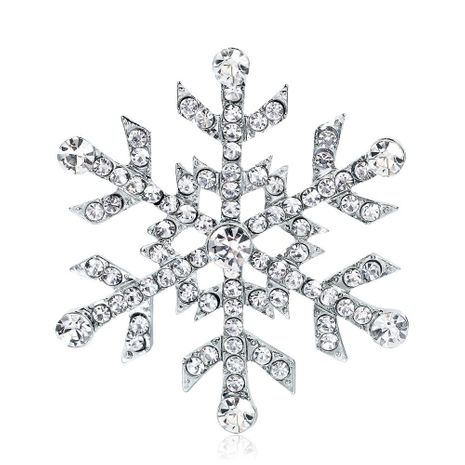 Korean jewelry Christmas alloy brooch NHDR153416's discount tags