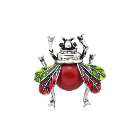 Fashion personality alloy dripping bee brooch NHDR153457's discount tags