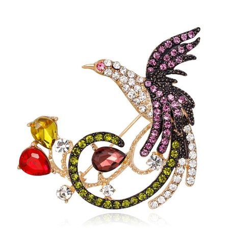 Womens Animal Plating Alloy Other Brooches NHDR153465's discount tags