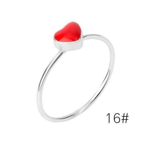 Fashion love cold wind sterling silver ring NHLL153540's discount tags