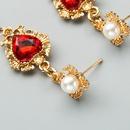 Love Drops Pearl Long Earrings NHLN153430
