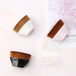 New fashion seamless petal makeup brush foundation brush NHDJ149168's discount tags