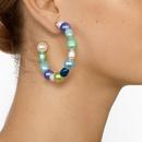 Fashion dreamy pearl earrings NHJQ149033