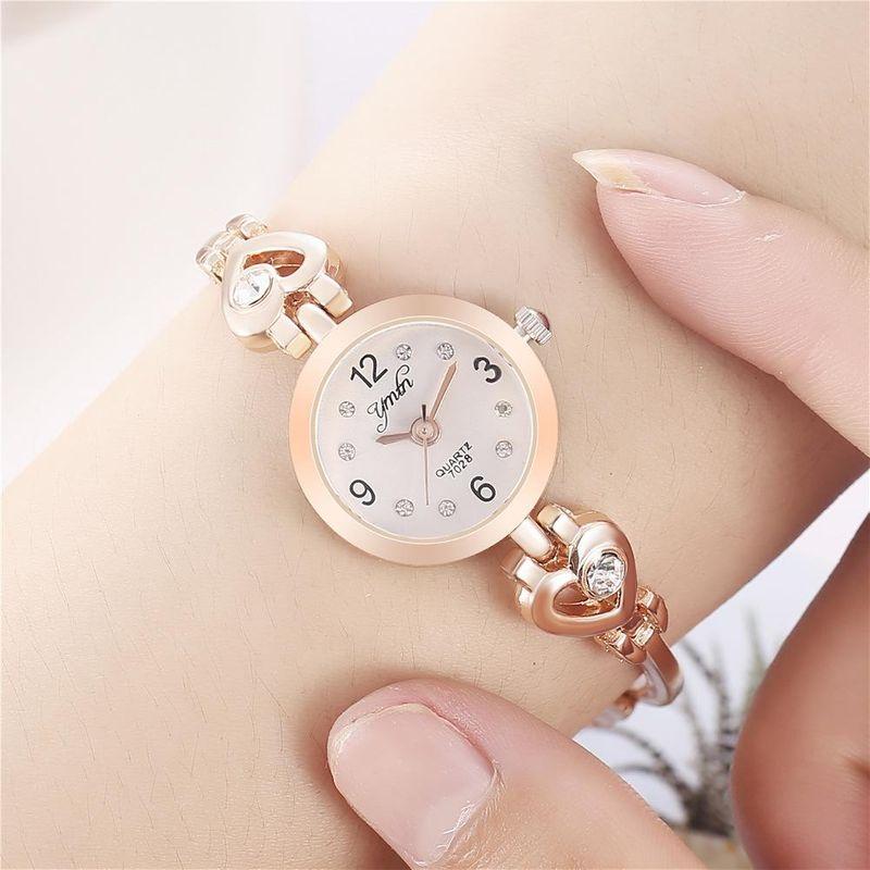 Fashion digital artificial gemstone scale bracelet NHHK153675