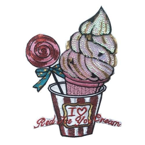 Korean version of lollipop ice cream beads NHLT153682
