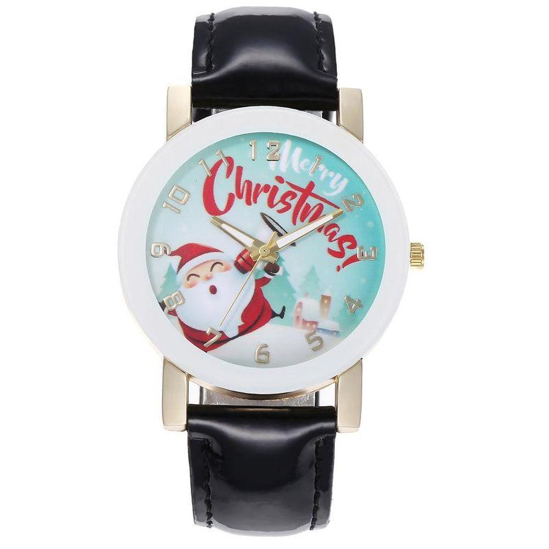 Digital scale belt quartz watch NHHK153700