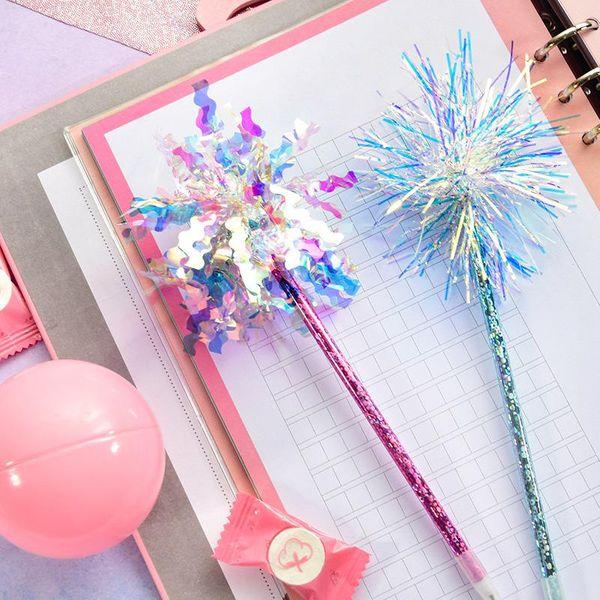Bolígrafo de seda colorido colorido lindo NHHE153868