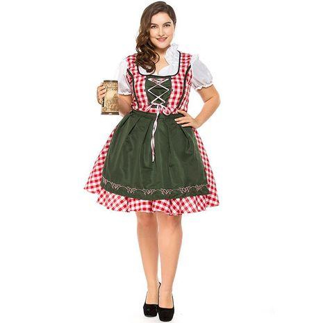 Halloween adult cosplay costume Bavarian beer dress dress NHFE153909's discount tags