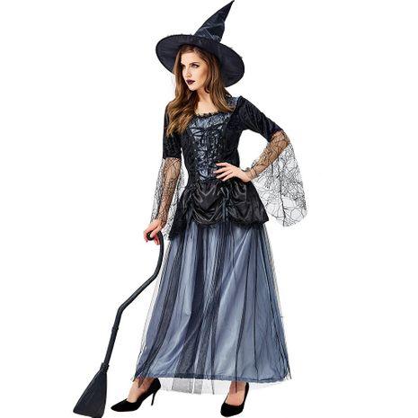 Halloween Cosplay bud silk yarn witch costume NHFE153921's discount tags