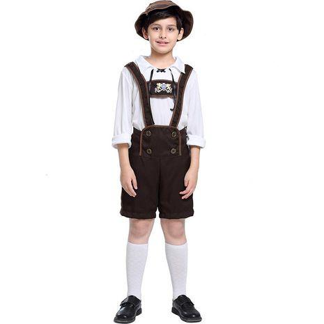 Halloween Cosplay Oktoberfest Boy Costumes NHFE153967's discount tags