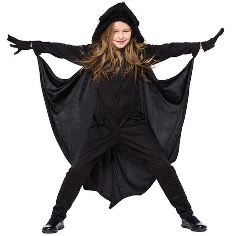 Halloween cosplay costume bat modeling girls party clothes NHFE153969's discount tags