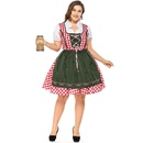 Halloween adult cosplay costume Bavarian beer dress dress NHFE153909