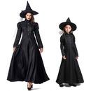 Wizard of Oz Halloween costume adult children COS black witch parentchild costume NHFE153924