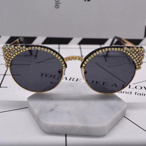 Lunettes de soleil rétro avec lunettes de soleil polarisées d'extérieur NHNT154530's discount tags