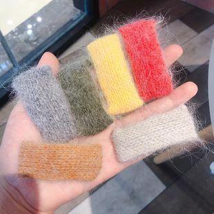 Pinza de pelo de lana rectangular dulce NHMS154749's discount tags